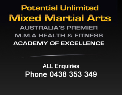 Potential Unlimited Mixed Martial Arts